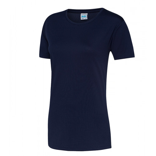 Just Cool Girlie Cool T Oxford Navy