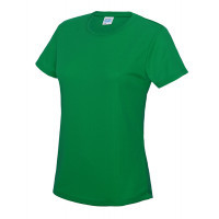 Just Cool Girlie Cool T Kelly Green