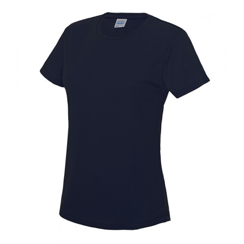 Just Cool Girlie Cool T French Navy