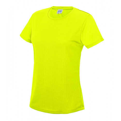 Just Cool Girlie Cool T Electric Yellow