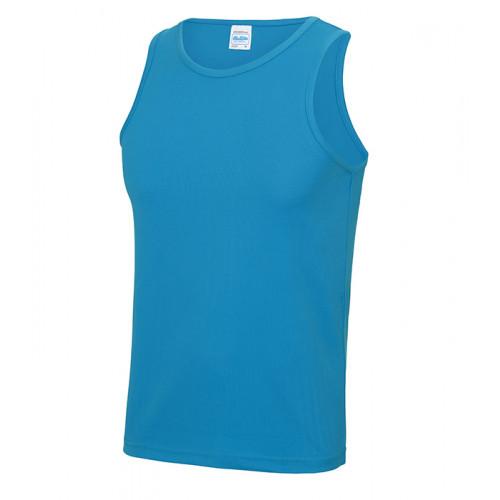 Just Cool Cool Vest T Sapphire Blue