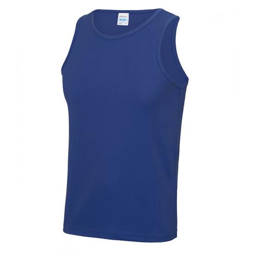 Just Cool Cool Vest T Royal Blue