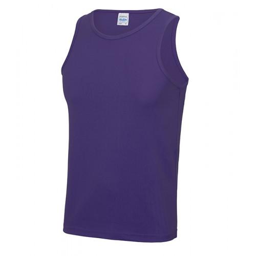 Just Cool Cool Vest T Purple