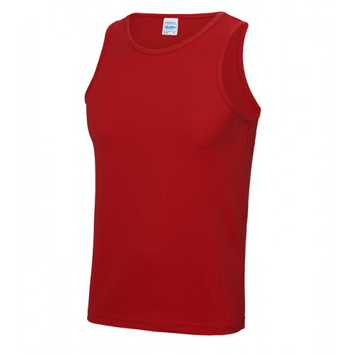 Just Cool Cool Vest T Fire Red