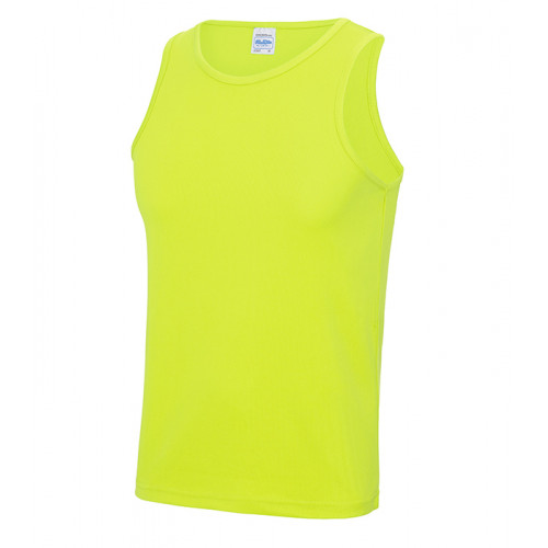 Just Cool Cool Vest T Electric Yellow