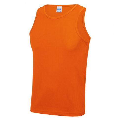 Just Cool Cool Vest T Electric Orange