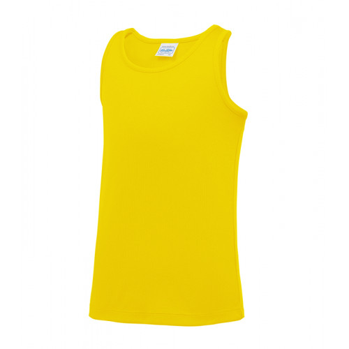Just Cool Kids Cool Vest Sun Yellow