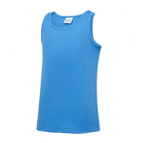 Just Cool Kids Cool Vest Sapphire Blue