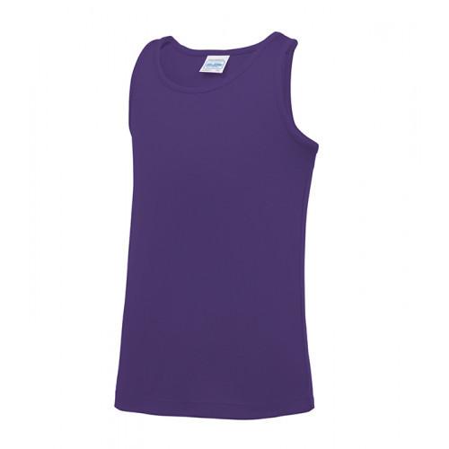 Just Cool Kids Cool Vest Purple