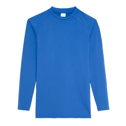 Just Cool Men´s LS Base Layer Royal Blue