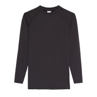 Just Cool Men´s LS Base Layer Jet Black