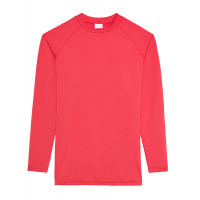 Just Cool Men´s LS Base Layer Fire Red