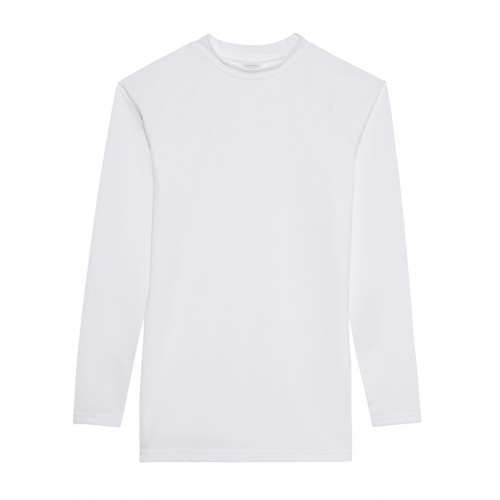Just Cool Men´s LS Base Layer Arctic White
