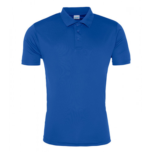 Just Cool Cool Smooth Polo Royal Blue