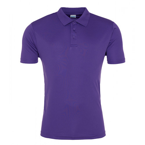 Just Cool Cool Smooth Polo Purple