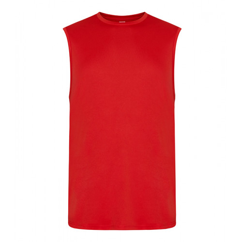 Just Cool Men´s Cool Smooth T Fire Red