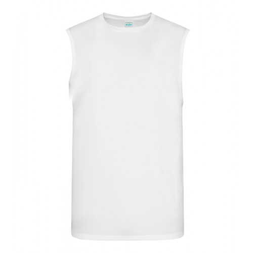Just Cool Men´s Cool Smooth T Arctic White