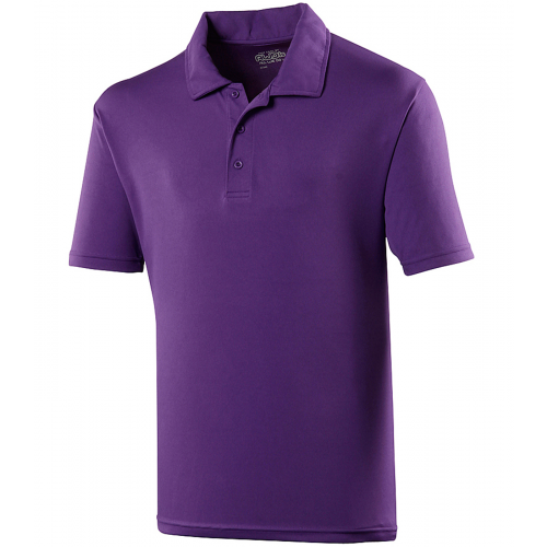 Just Cool Cool Polo Purple