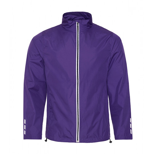 Just Cool Cool Running Jacket Purple