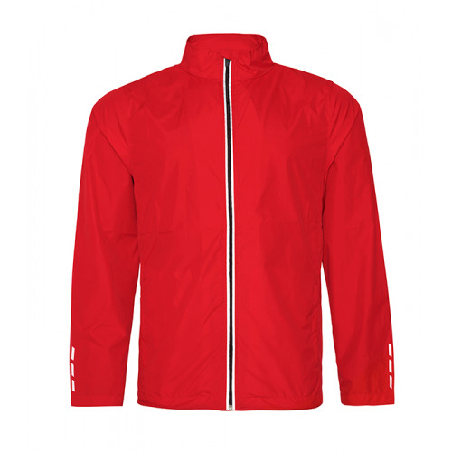 Just Cool Cool Running Jacket Fire Red