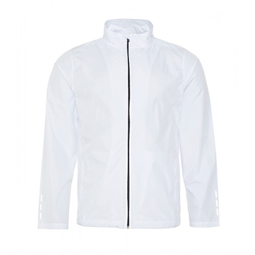 Just Cool Cool Running Jacket Arctic White