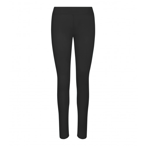Just Cool Girlie Cool Workout Legging Jet Black