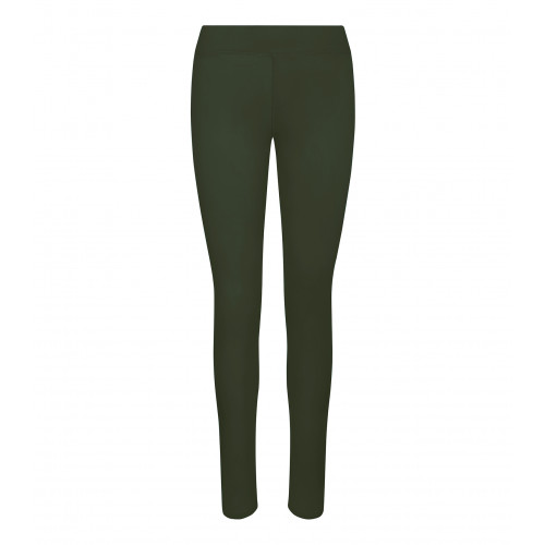 Just Cool Girlie Cool Workout Legging Combat Green
