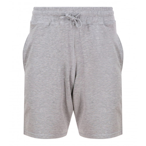 Just Cool Men's Cool Jog Short Sports Grey