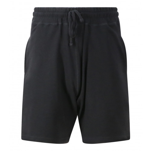 Just Cool Men's Cool Jog Short Jet Black