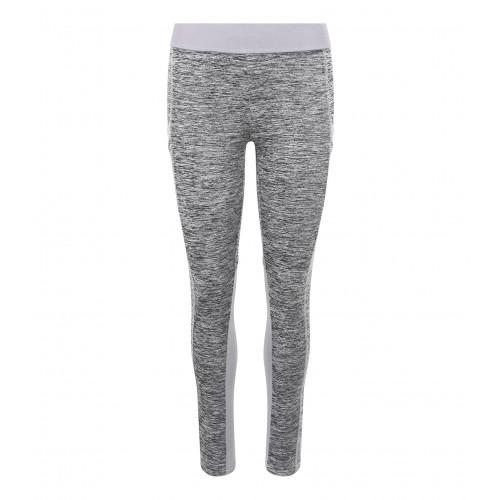 Just Cool Girlie Cool Dynamic Leggings Grey Melange/Grey