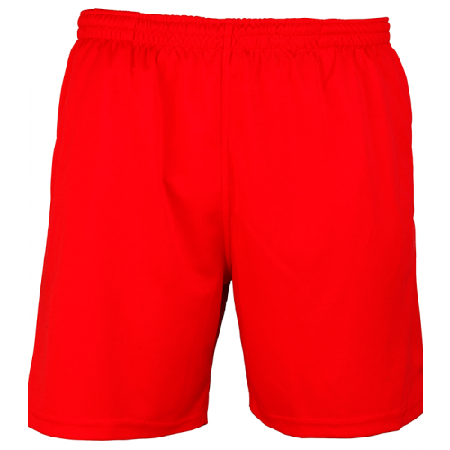 Just Cool Cool Shorts Fire Red
