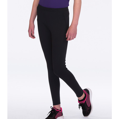 Just Cool Kids Cool Athletic Pant Jet Black