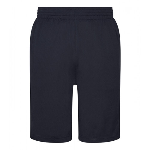 Just Cool Cool Panel Shorts French Navy