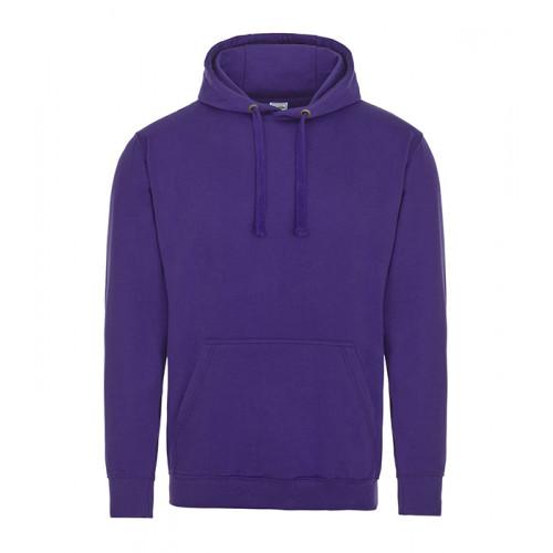 Just hoods SupaSoft Hoodie Purple
