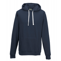 Just hoods Heather Hoodie Navy Heather