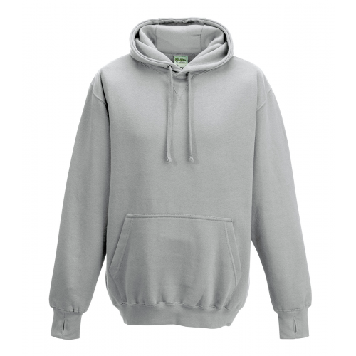 Just hoods Street Hoodie Heather Grey