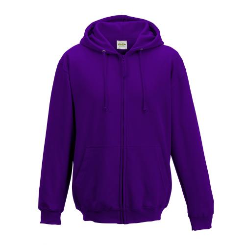 Just hoods Zoodie Purple