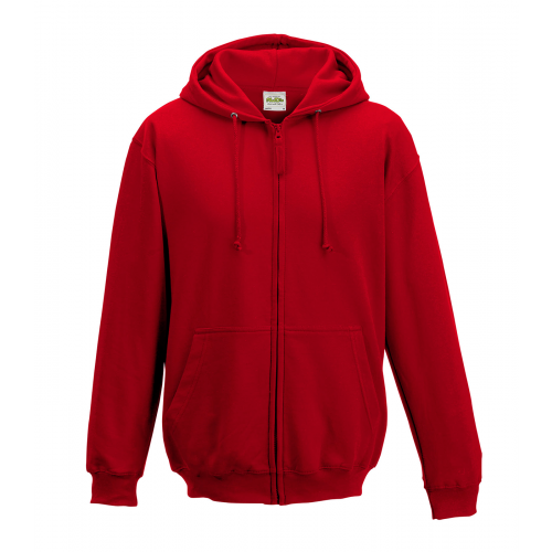 Just hoods Zoodie Fire Red