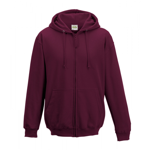 Just hoods Zoodie Burgundy