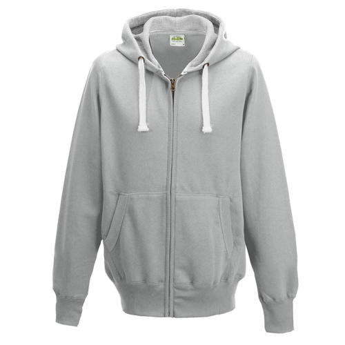 Just Hood Chunky Zoodie 400gr Heather Grey