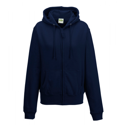 Just hoods Girlie Zoodie French Navy FN