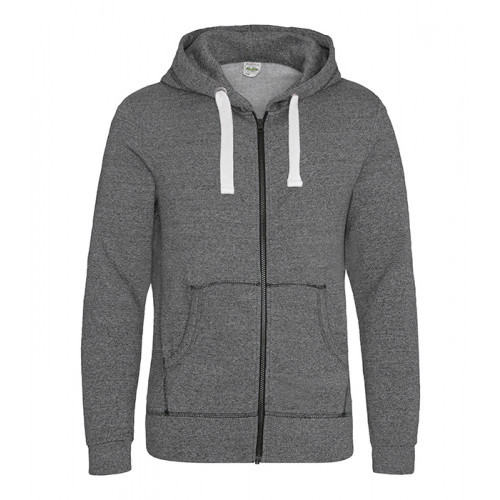 Just hoods Space Blend Zoodie Spacer Grey/White