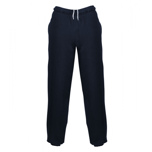 Just Hood Kids Cuffed Pants French Navy