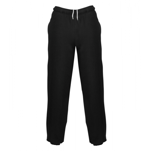 Just Hood Kids Cuffed Pants Jet Black
