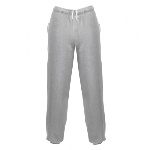 Just Hood Kids Cuffed Pants Heather Grey