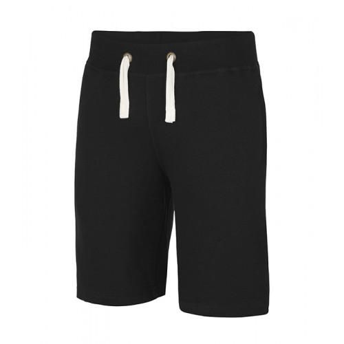 Just hoods Campus Shorts Jet Black
