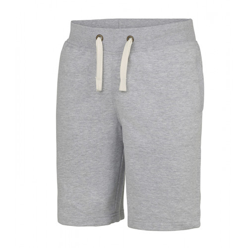 Just hoods Campus Shorts Heather Grey