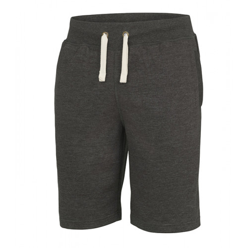 Just hoods Campus Shorts Charcoal