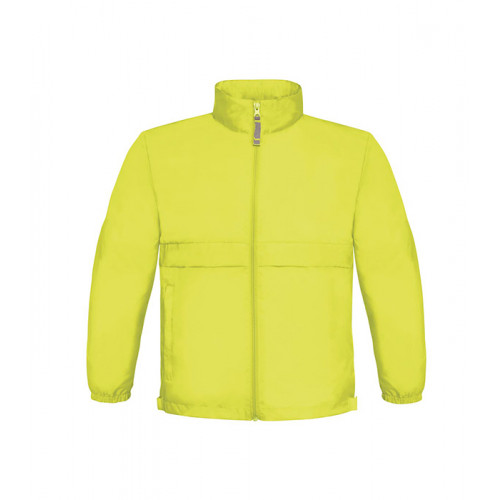 B and C Collection Sirocco Kids ULTRA YELLOW