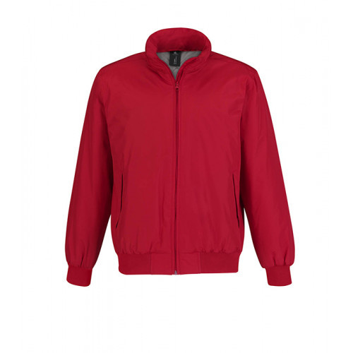 B and C Collection B&C Men´s Crew Bomber Red